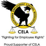 Proud Supporter of CELA